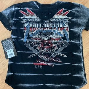 NWT Affliction top